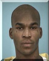Inmate Antonio Blanchard