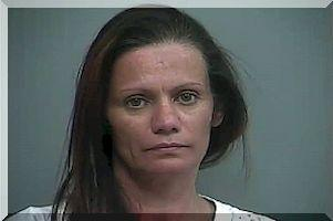Inmate Audra Michelle Watts