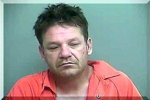 Inmate Brian Jefferson Allen