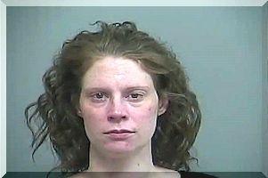 Inmate Carley Marie Buckendorf