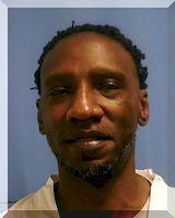 Inmate Antonio Carter