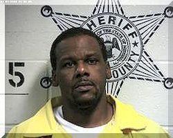 Inmate Antonio Davis