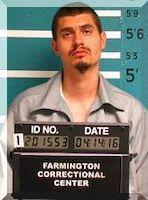 Inmate Zachary R Moore
