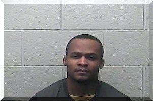 Inmate Antonio Jerome Arnold