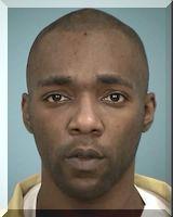 Inmate Antonio Cooper