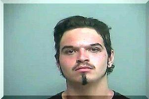 Inmate Anthony Ray Ortega