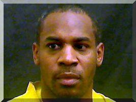 Inmate Antonio Carrothers
