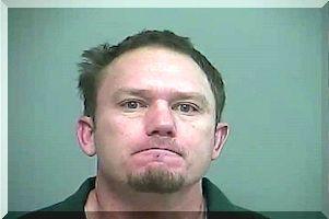 Inmate Brandon Ray Isaacson